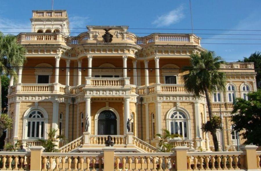 Дворец Риу-Негру, Манаус
