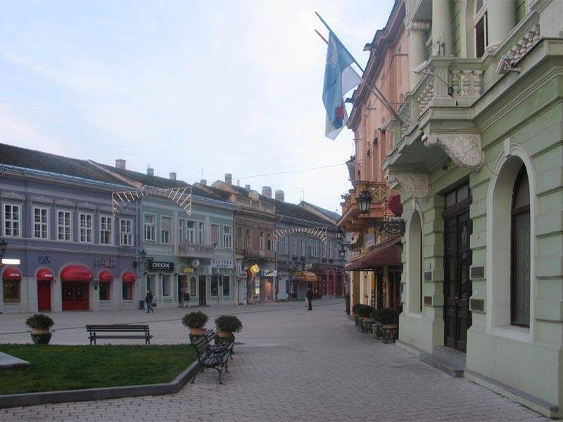Дунайская улица, Нови-Сад