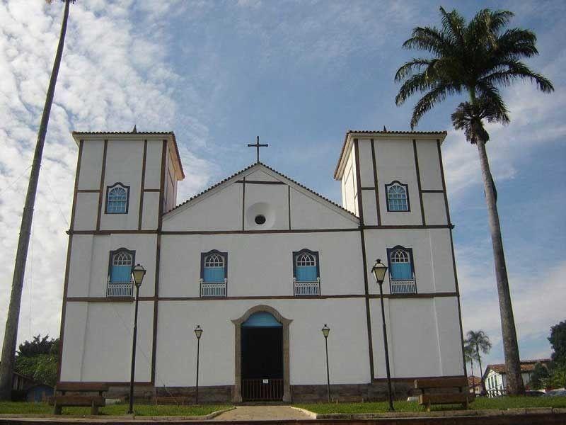 Собор Носса-Сеньора ду Розариу
