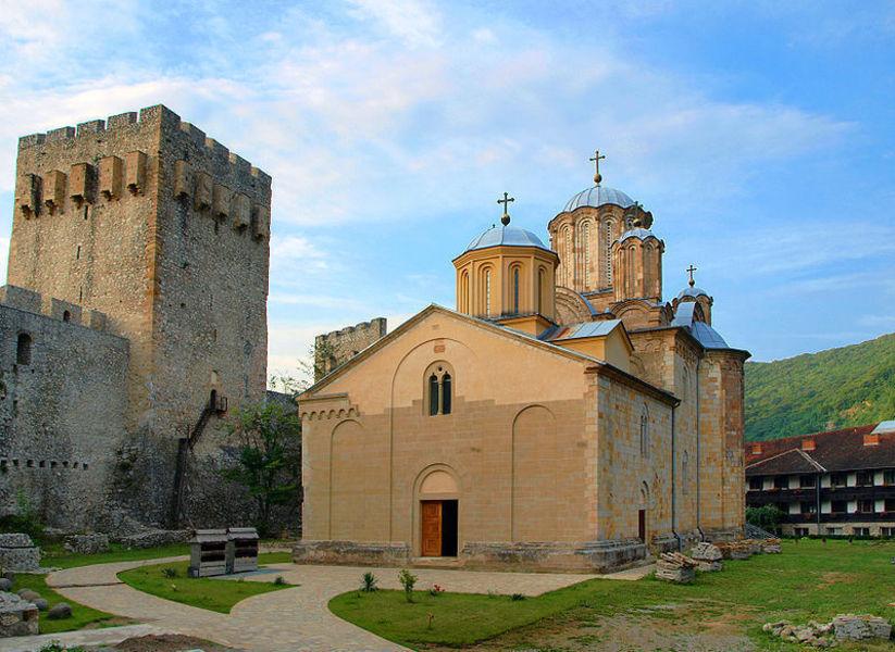 Монастырь Святого Манасия