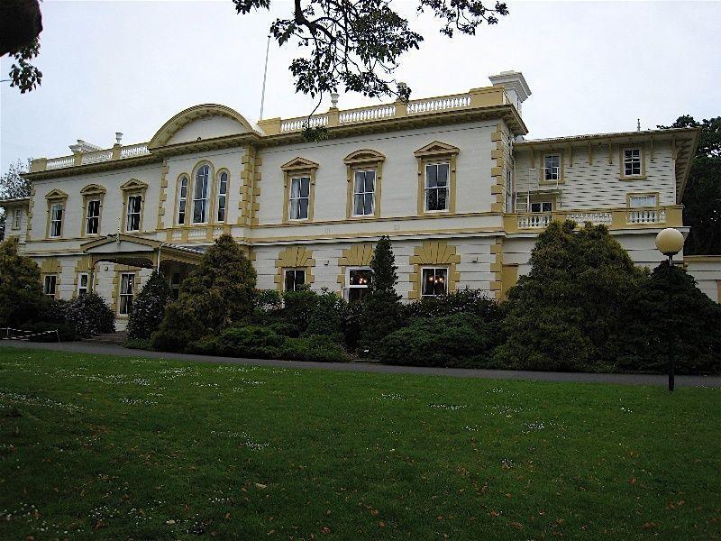 Старое здание правительства