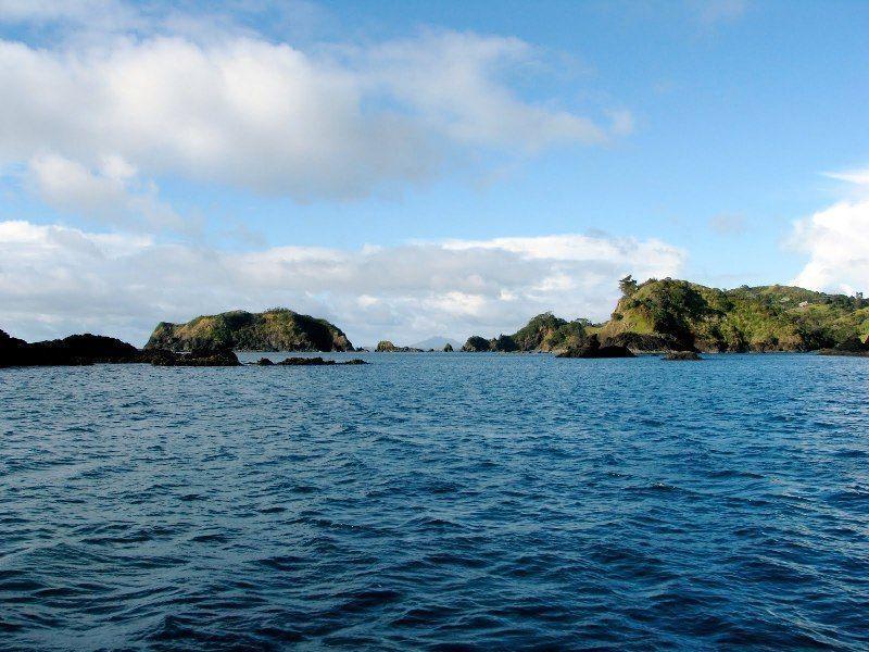 Острова Пур-Найтс