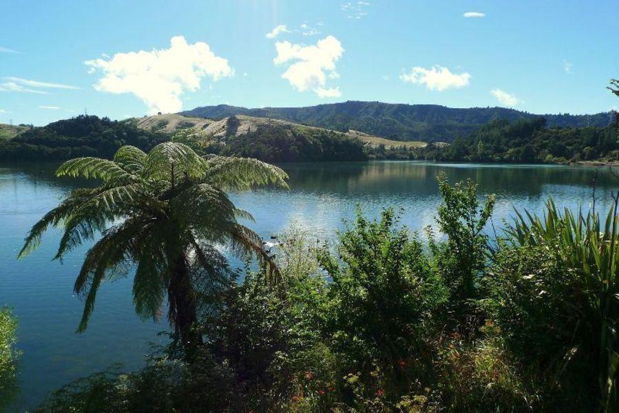Национальный парк Те Уревера