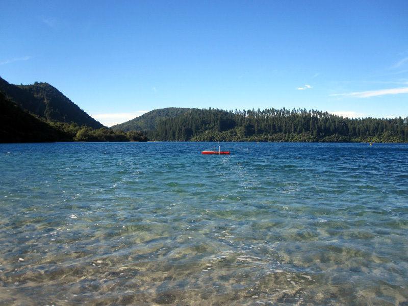 Синее и Зеленое озера