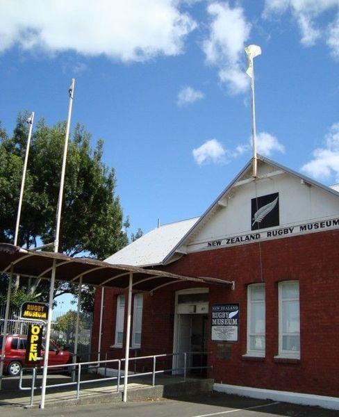 Новозеландский музей регби