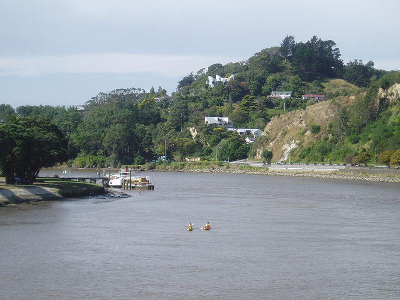 Река Фангануи
