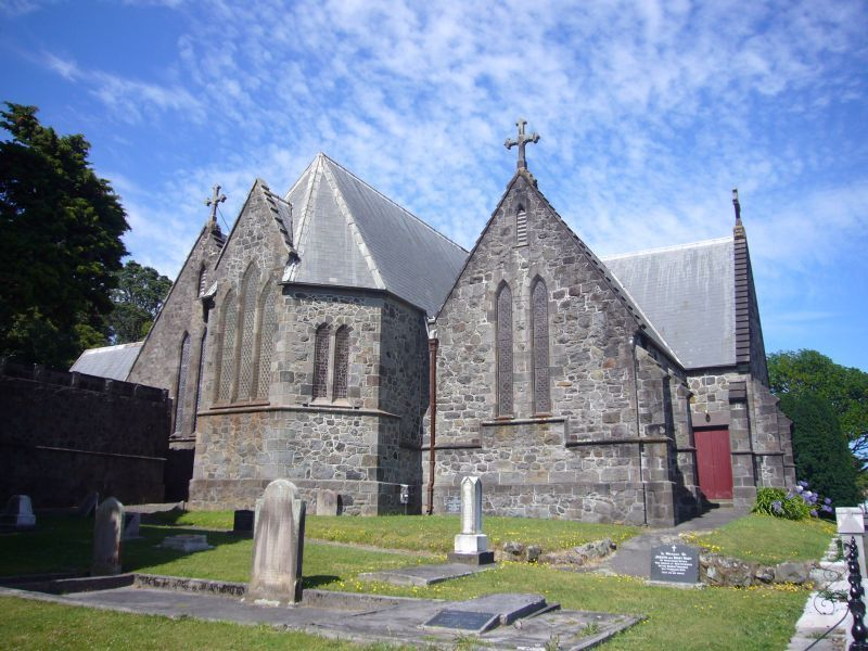Церковь Св. Марии, Нью-Плимут