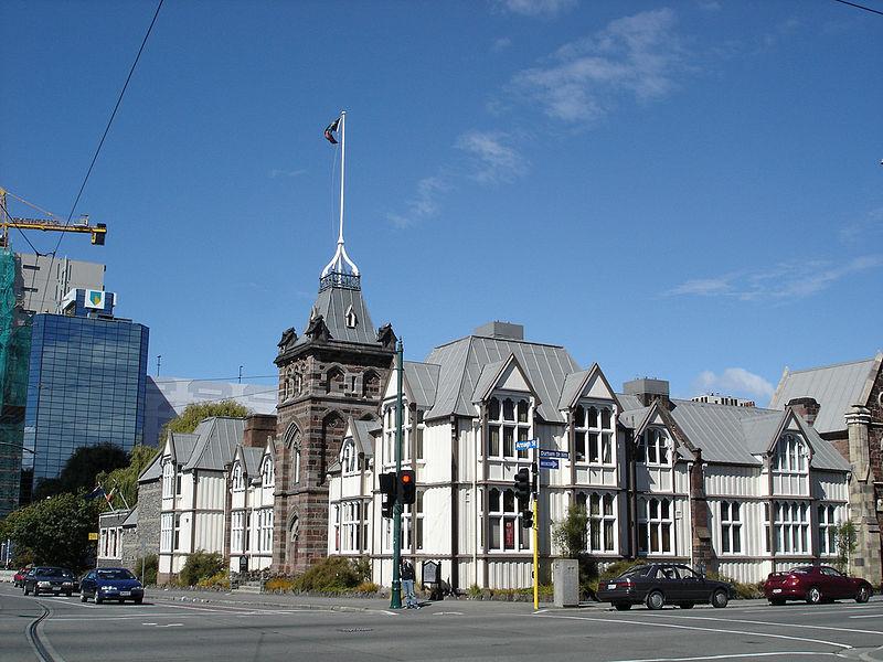 Здания Провинциального совета