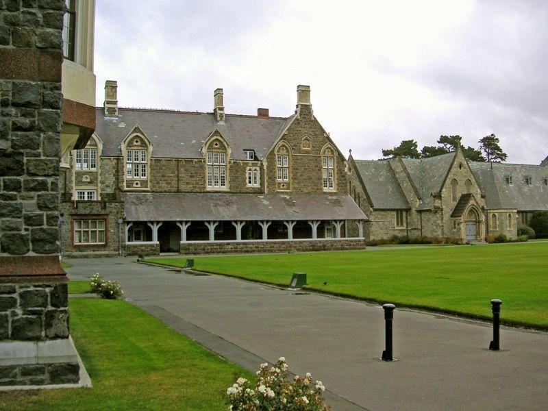 Колледж Христа