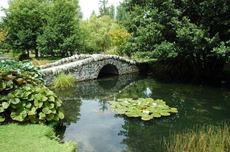 Сады Куинстауна