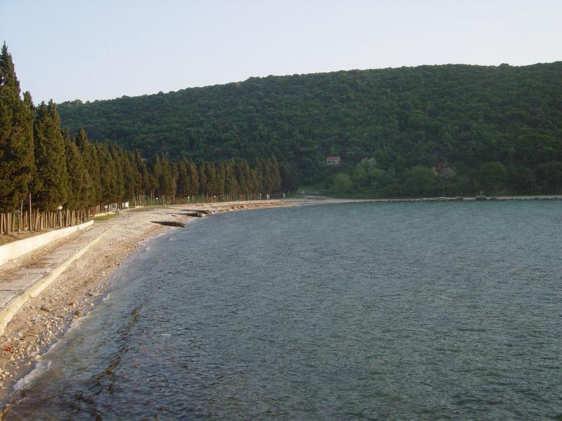 Бухта Валданос