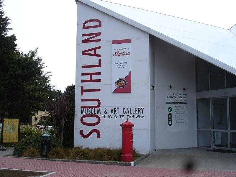 Музей и художественная галерея Саутленда