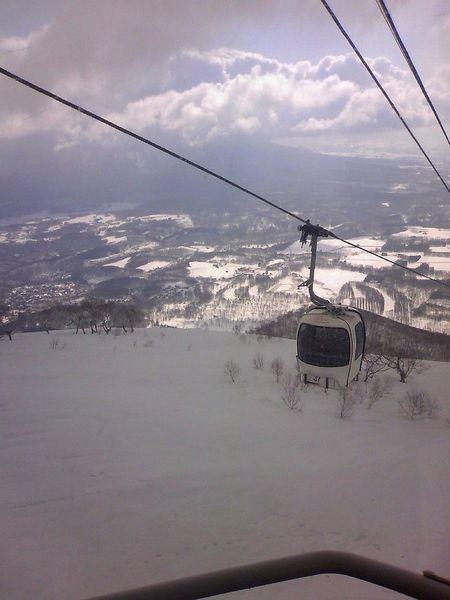 Лыжный курорт Нисеко