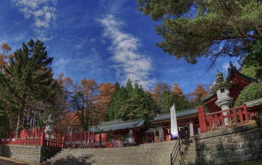 Святилище Футаарасан