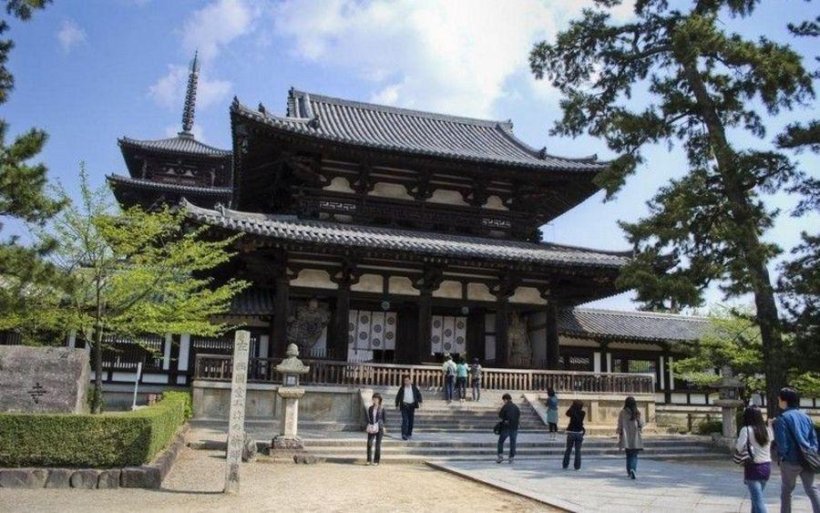 Храм Хорюдзи