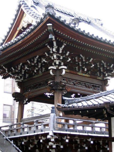 Храмы Ниси и Хигаси Хонгандзи