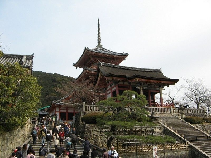 Храм Киёмидзудэра