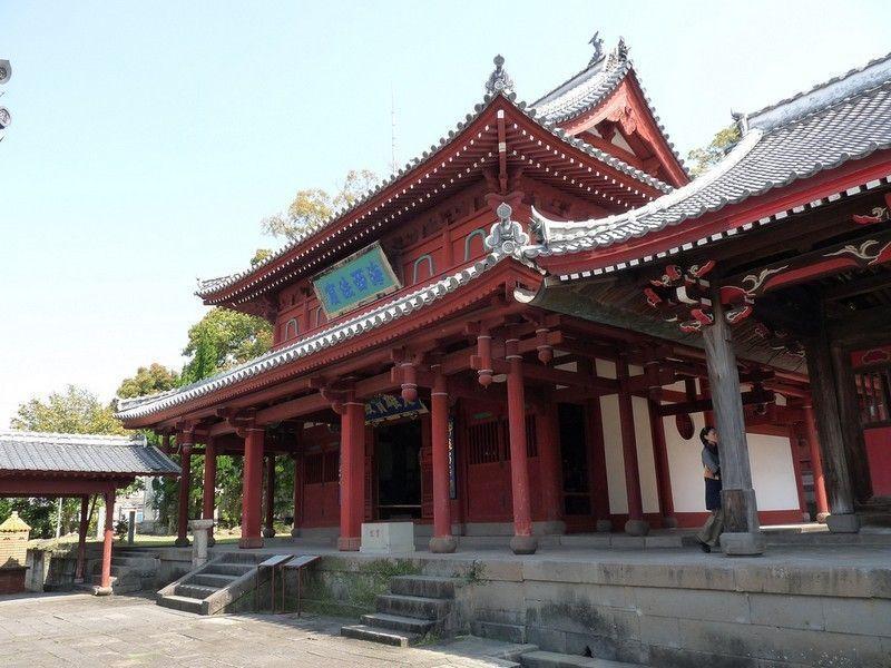 Храм Софукудзи