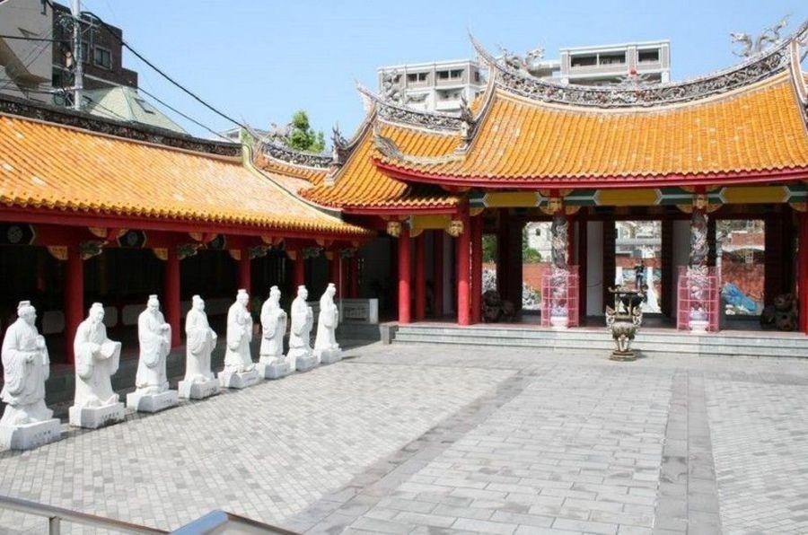 Конфуцианское святилище