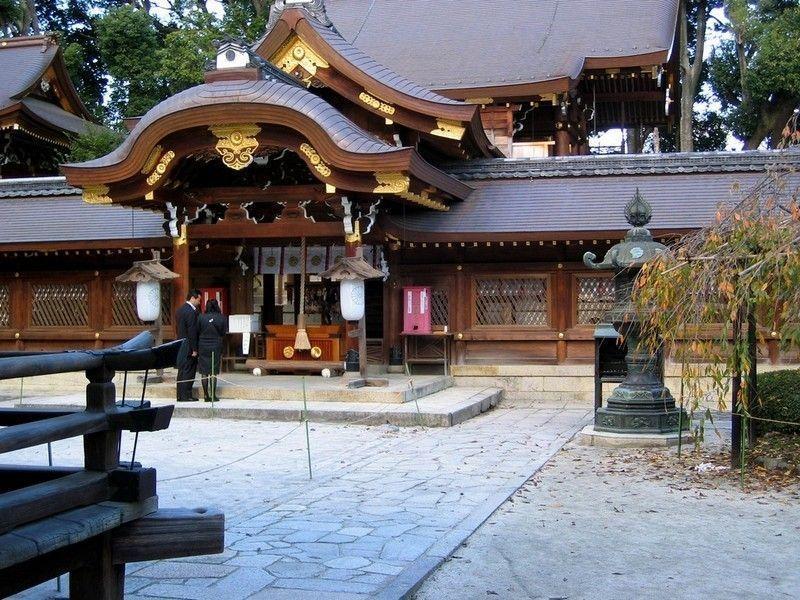 Храм Дайтокудзи