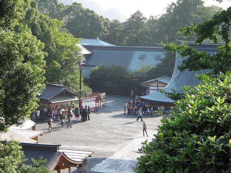 Святилище Хатимангу