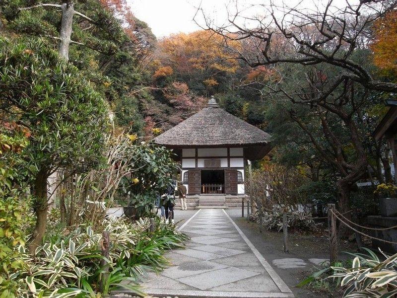 Храм Мэйгэцуин
