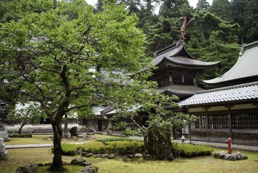 Храм Эйхэйдзи