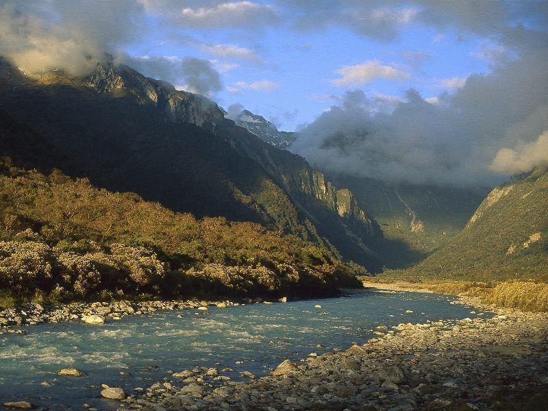 Национальный парк Уэстленд