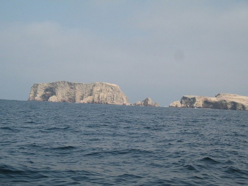 Острова Бальестас