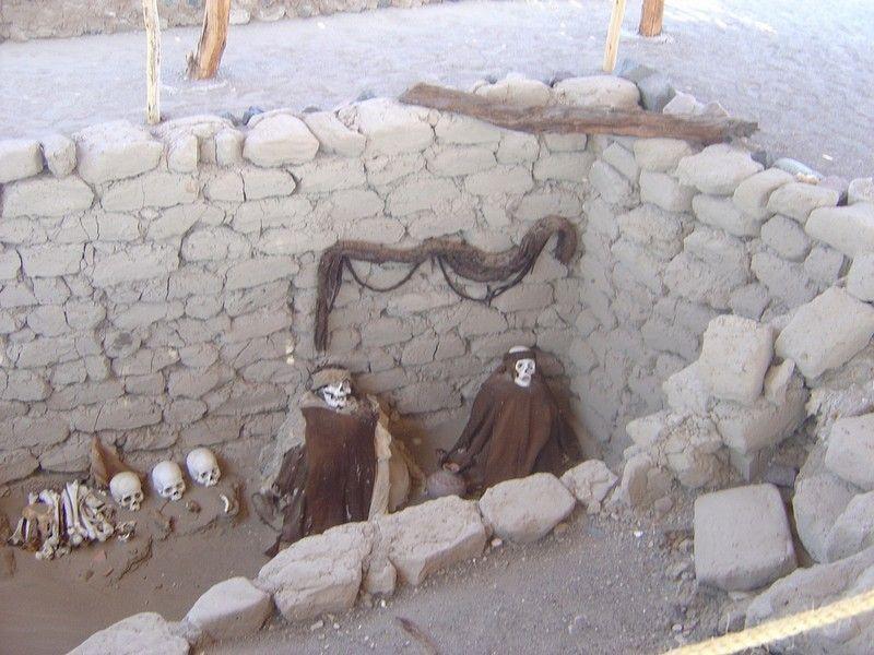 Кладбище Чаучилья