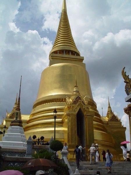 Ват Пхракэу, Бангкок