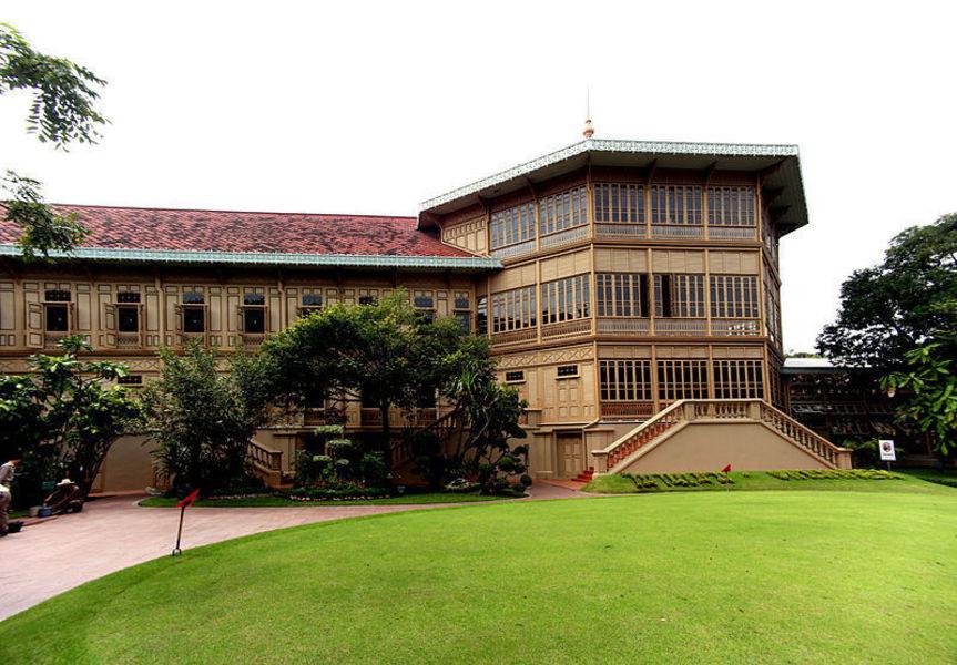 Дворец Виманмек