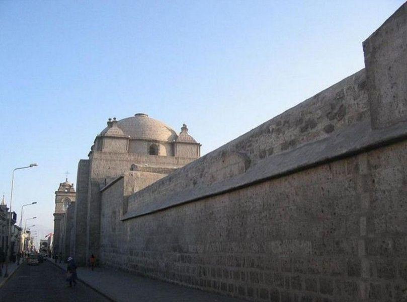 Монастырь Реколета
