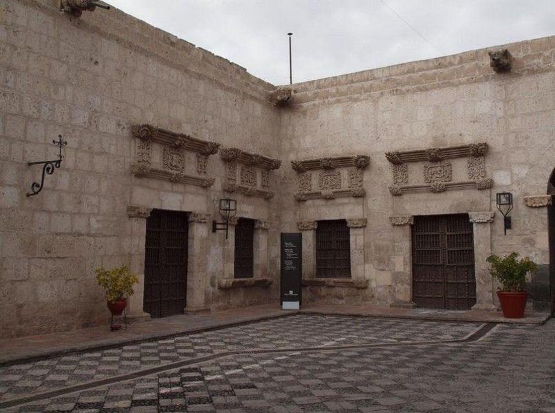 Особняк Тристана-дель-Посо