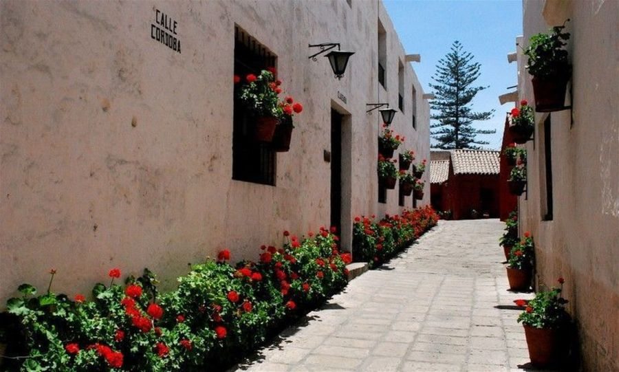 Монастырь Санта-Каталины