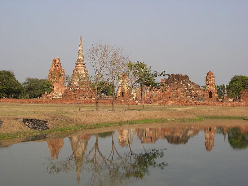 Ват Пхра Махатхат, Аюттхая