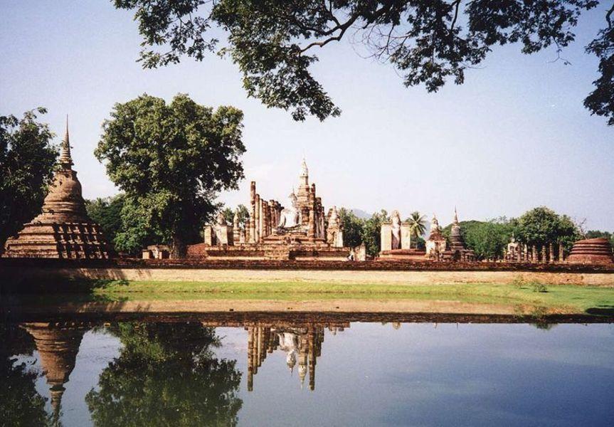 Исторический парк Сукхотхай