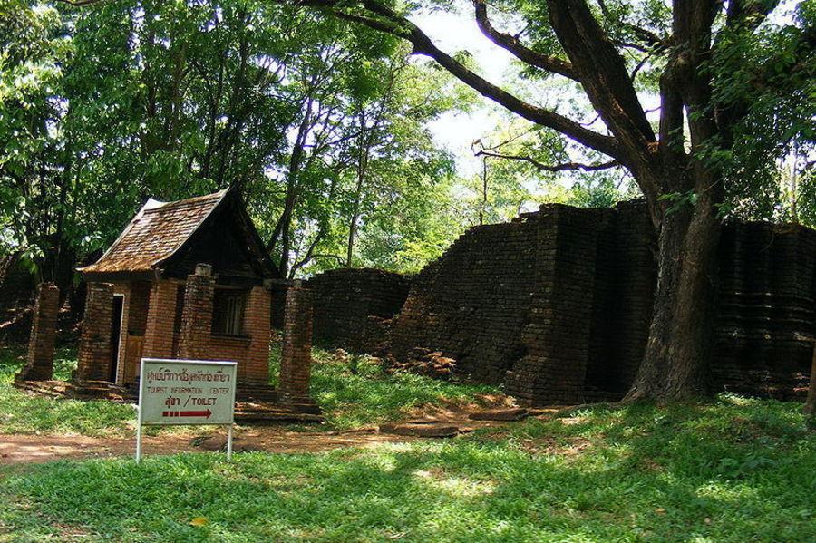 Исторический парк Си Сатчаналай-Чалиенг