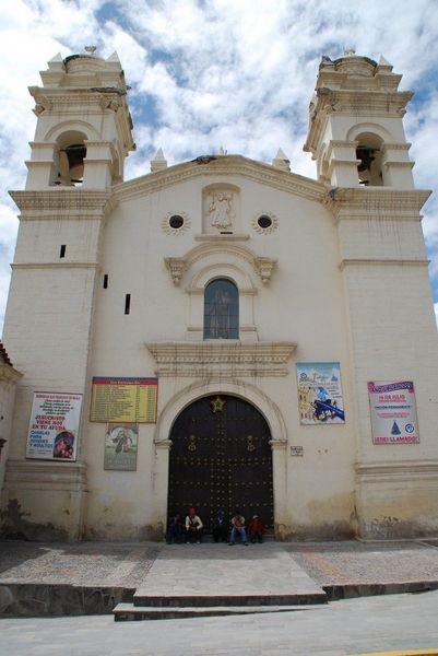 Церковь Сан-Франсиско-де-Паула