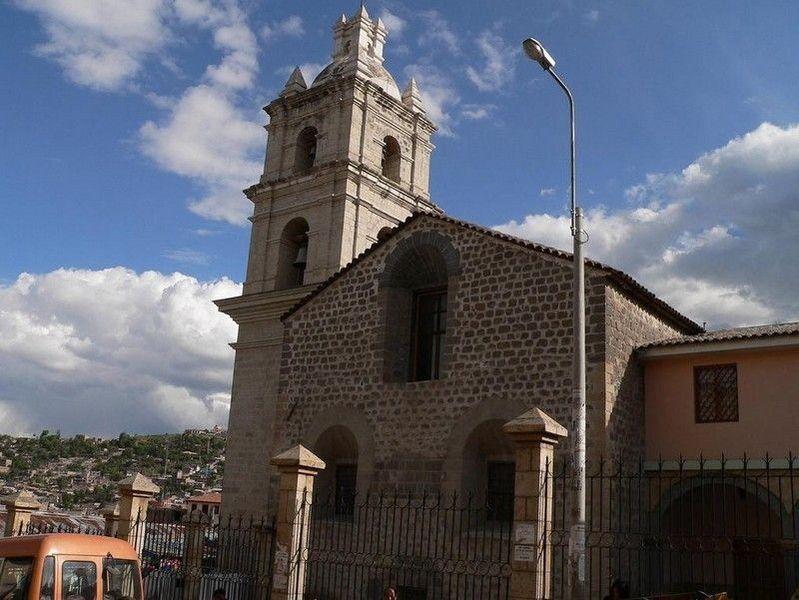 Церковь и монастырь Санта-Клара