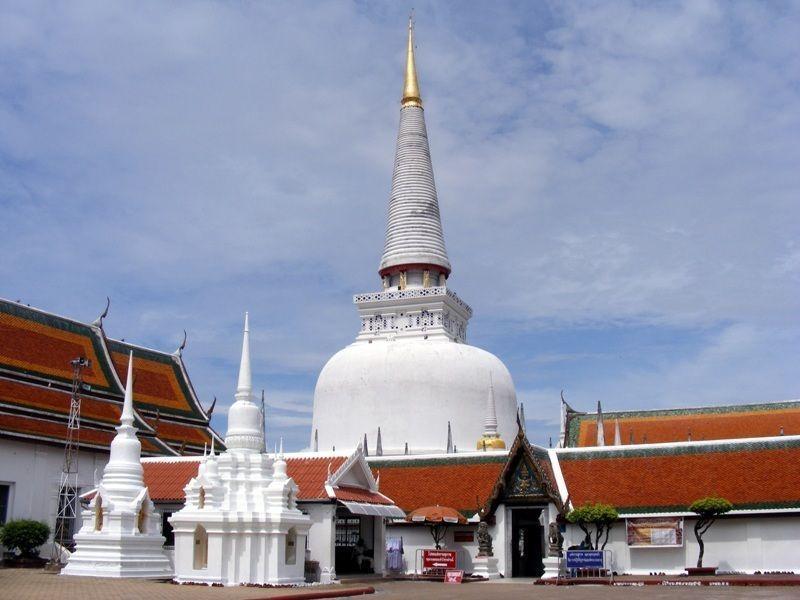 Ват Пхра Махатхат, Накхонситхаммарат
