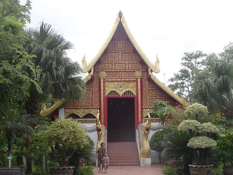 Ват Пхракэу, Чиенграй