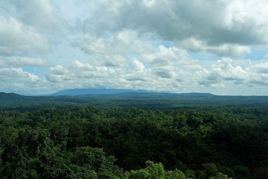 Национальный парк Пхукрадынг
