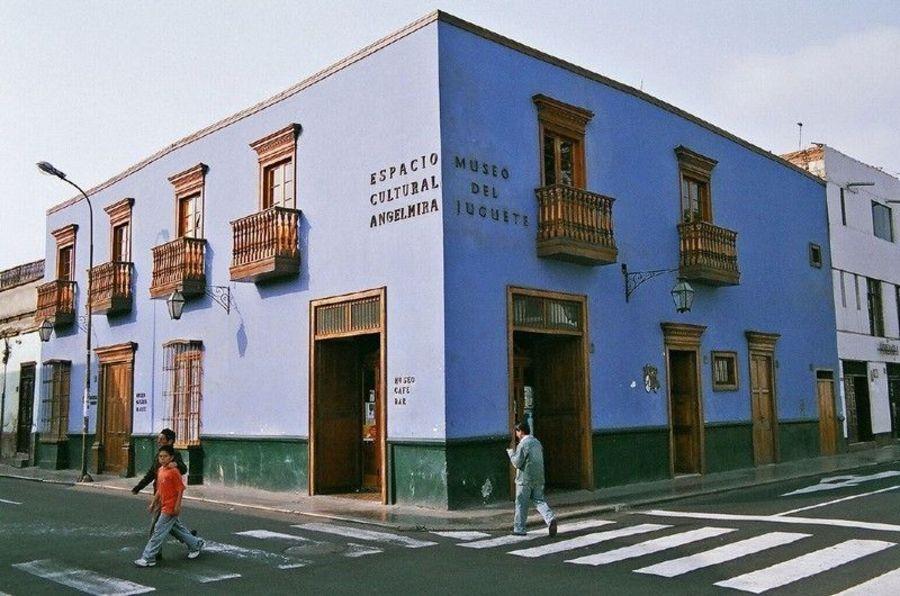 Музей игрушек, Трухильо