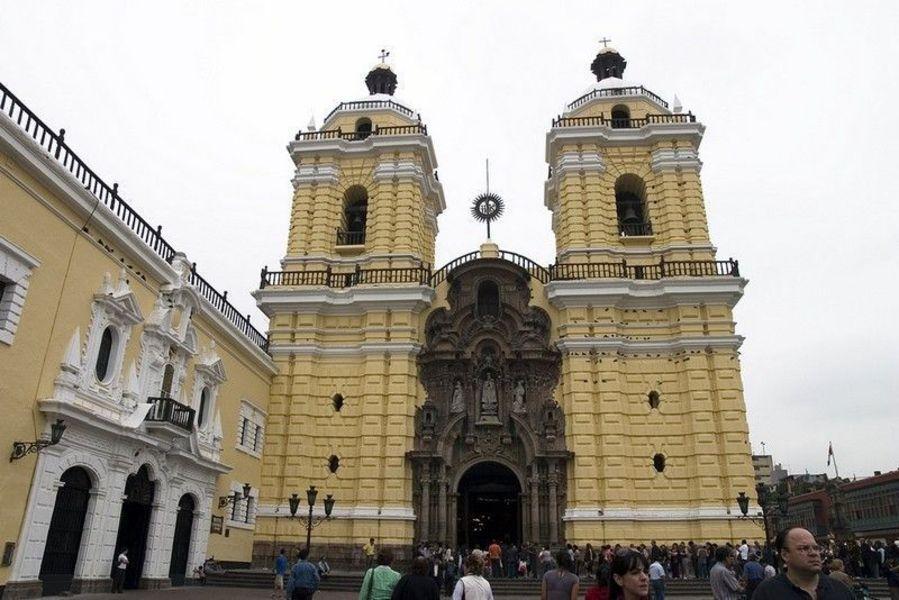 Комплекс Св. Франциска, Лима