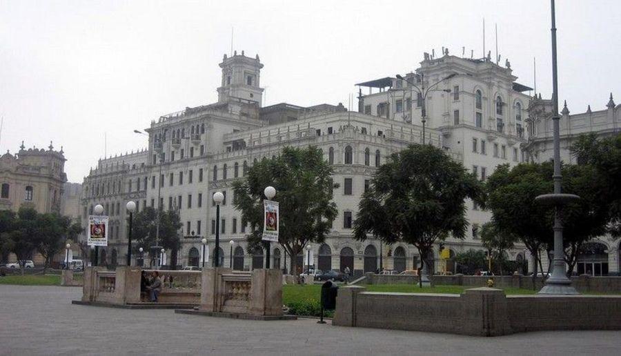 Площадь Сан-Мартин, Лима