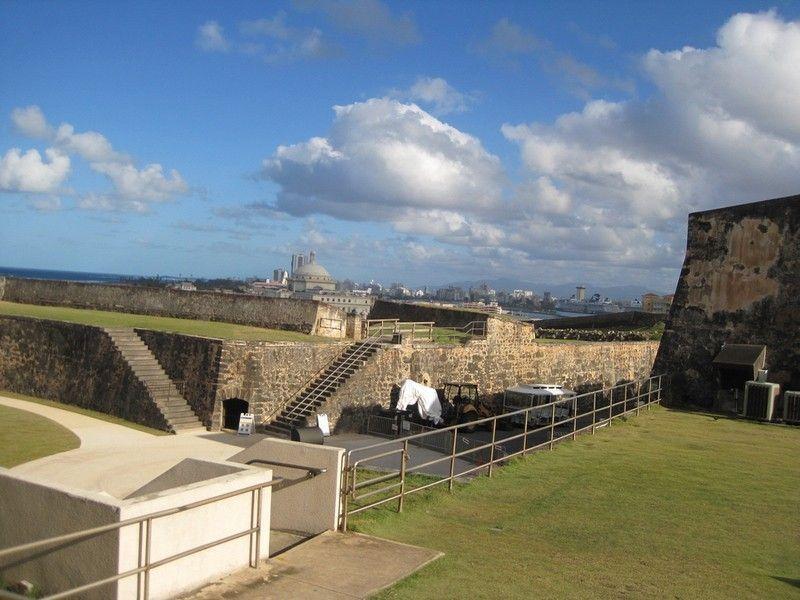 Форт короля Фелипе, Лима