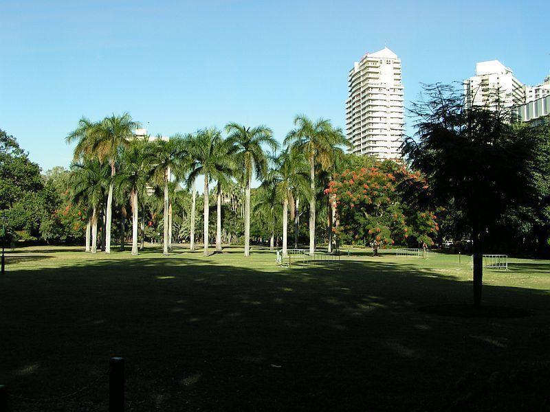 Ботанический сад Брисбен-Сити
