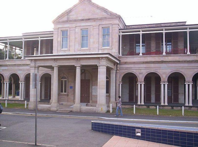 Старый Дом Правительства