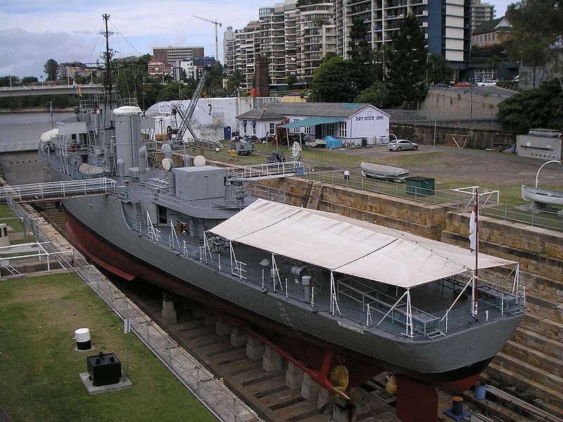 Морской музей Квинсленда